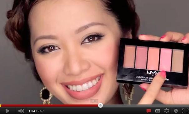 niñas kosmetick youtube